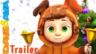 🎄 Christmas Time – Trailer | Nursery Rhymes and Christmas Songs from Dave and Ava  🎁