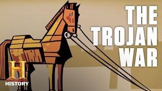 Drawn History: The Trojan War | History