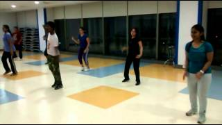 Zumme ki raat he chumme ki baat he,Dance class rcp
