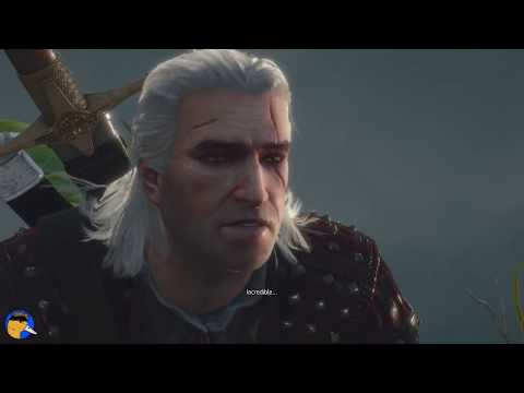 The Witcher 3 DLC BLood & Wine: Sex Scenes With Syanna + The Giant Fight!