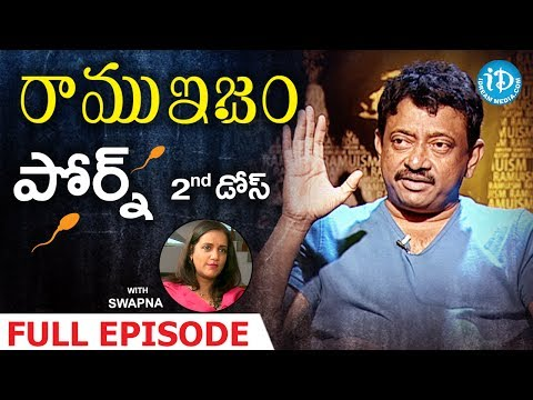 RGV Talks About Pornography - Full Episode   Ramuism 2nd Dose   #Ramuism   Telugu