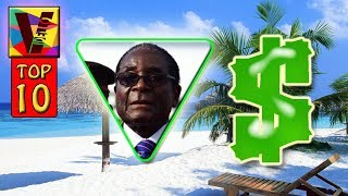 10 Expensive Things Owned By Zimbabwean Dictator Robert Mugabe