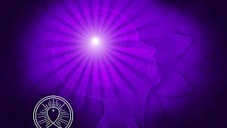 Binaural Beat Sleep Meditation Music: Third Eye Chakra Opening, Positive Energy, Healing Music