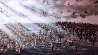 VISION WAR IN HEAVEN!!!
