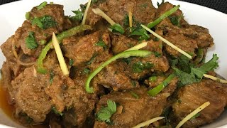 Mutton Karahi Made With Homemade Karahi Masala English Subtitles (how to make mutton karahi)
