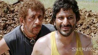 Arshad Warsi Saying a Hindi Latifa - Ishqiya - Hindi Comedy Scene