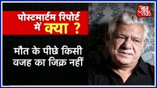 Om Puri's Body Goes For Post-Mortem At Cooper Hospital, Here's What The Doctor Says
