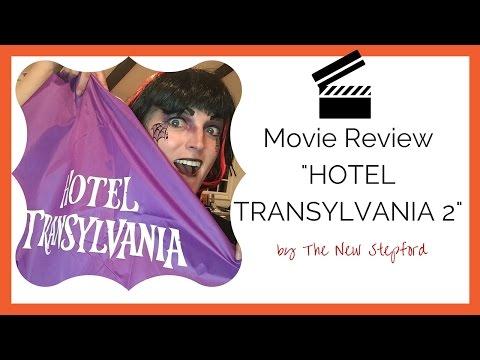 Xxx Mp4 MOVIE Review Hotel Transylvania 2 Yep Cute 3gp Sex