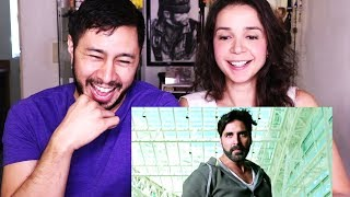 GABBAR IS BACK | Akshay Kumar | Trailer Reaction w/ Natalia!