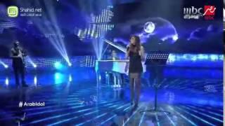 Arab Idol   إليسا  يا مرايتي   الحلقات المباشرة