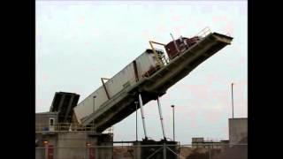 Chip Truck Hydraulic Dumper