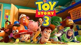 TOY STORY 3 FILME COMPLETO EM PORTUGUES (filme do jogo completo dublado com Woody e Buzz Lightyear)