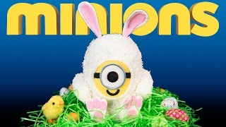 MINIONS Easter Bunny Cake from Cookies Cupcakes and Cardio