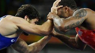 Джордан Барроуз - Аниуар Гедуев. Рио-2016. Схватка титанов на Олимпийских играх