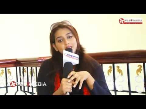 Actress Varsha Ashwathi Interview
