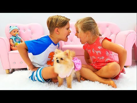 Xxx Mp4 Diana And Roma Play With A Dog And Older Sister 3gp Sex
