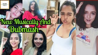 😍Ahsaas Channa😍 Top New Musically And Dubmash Video🔥