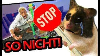 Simon Desues ULTIMATIVER Hamster Knast 💀🐹 Gitter & Röhrenknast 🐹 Hamsterquäler? Endlich ARTGERECHT!