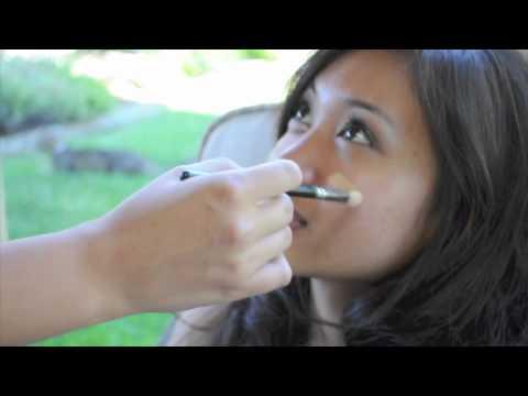 Filipina Makeup Demo