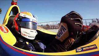 Indycar 2018 round 3 Toyota Grand Prix of Long Beach qualifying