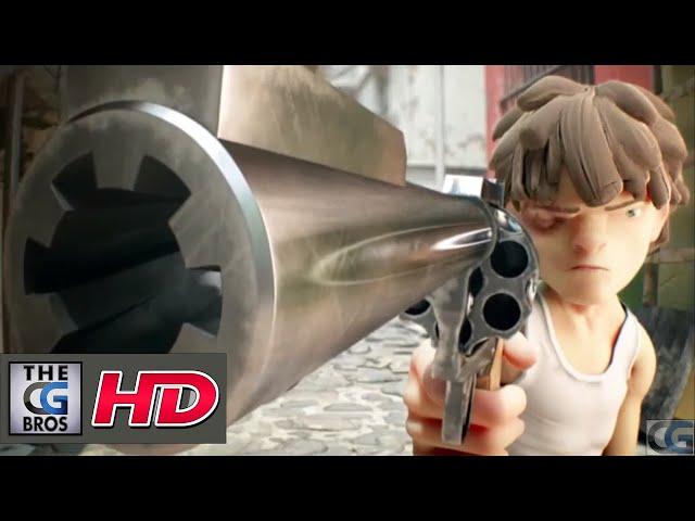 "CGI Animated Short HD: ""The Chase""  by - Tomas Vergara"