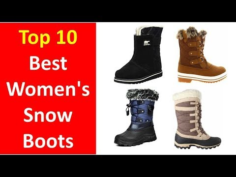Xxx Mp4 Best Snow Boots For Women Review Best Winter Boots For Women 2017 2018 3gp Sex