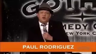 Paul Rodriguez Stand Up Comedy Live Gotham Comedy Club