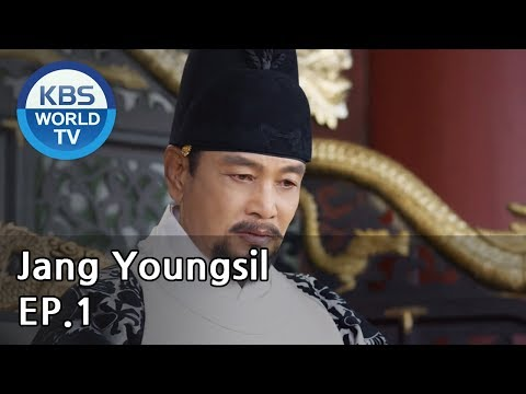 Jang Youngsil   장영실 - Ep.1 (2016.01.18)