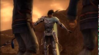 Dynasty Warriors 6 all Zhao Yun's Cutscenes HD