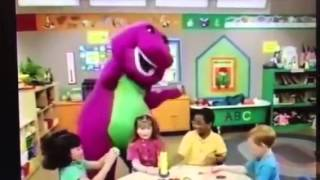 Barney Taking Turns (The Exercise Circus!' version)