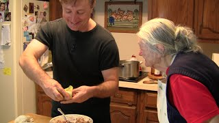 Sarma & Stuffed Peppers S3:E1 Chef Baba Cooking Show