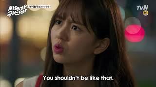 Hyun-ji Is Jealous? - Let's Fight Ghost Ep. 13
