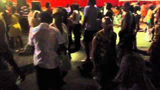 TASA Fete Dancing 3 - Line Dancing - POS Trinidad Carnival 2014