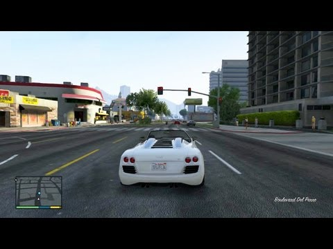 Grand Theft Auto V FIRST HOUR OF GAMEPLAY Singleplayer Lets Play Walkthrough Guide GTAV Game Play
