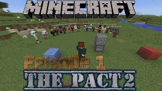 Minecraft The Pact SMP Season2: #1 Ново начало