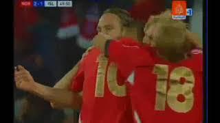 QWC 2010 Norway vs. Iceland 2-2 (06.09.2008)