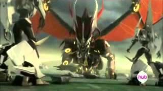 Miko VS Decepticons