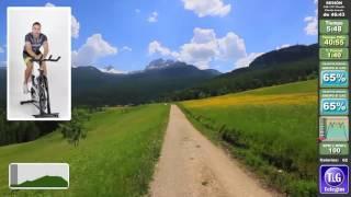 Video clase de Visual Cycling con Plácido - Clases Virtuales para gimnasios