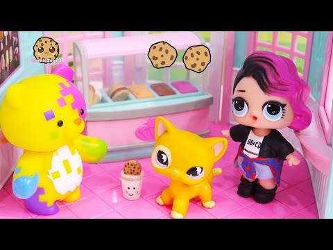 Xxx Mp4 LOL Surprise Doll Cries Over Ice Cream Cookie Swirl Toy Play Video 3gp Sex
