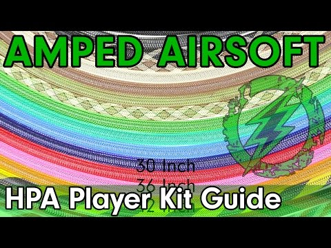 Amped HPA Player Kit - Walk Through Guide
