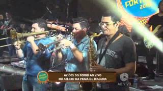 Aviões no São João de Fortaleza 2015 - ao vivo Tv Diário - parte 03