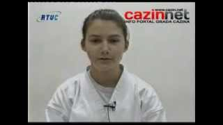 SENAD VILIC-Karate u Cazinu 2011-