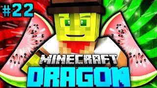 TEAM MELONE im DRAGON EVENT?! - Minecraft Dragon #22 [Deutsch/HD]