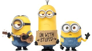 The minions David Guetta & Showtek   Bad ft  Vassy