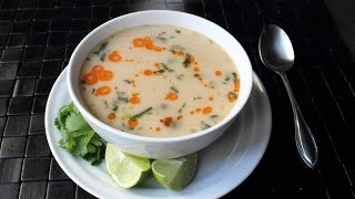 Tom Kha Gai – Spicy Thai Coconut Chicken (or Turkey) Soup Recipe