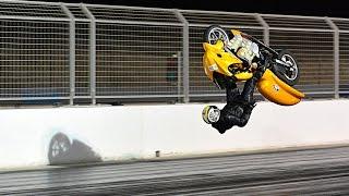 حادث المتسابق كاظم العلي Motorcycle Accident
