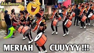Atraksi Drumband RMA Sukabumi Paling Meriah