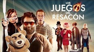Los juegos del resacon   Películas Completas En Español Latino