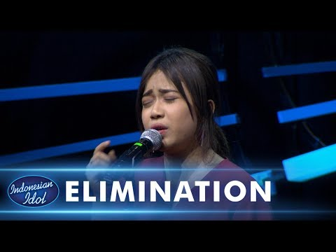 BIANCA JODIE - JEALOUS (Labrinth) - ELIMINATION 3 - Indonesian Idol 2018