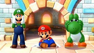 Mario Party 10 - All Boring Minigames